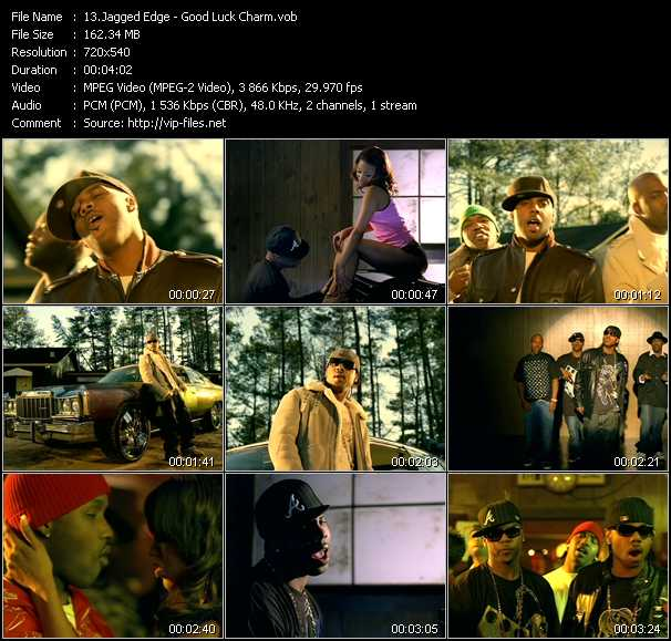 Jagged Edge video screenshot