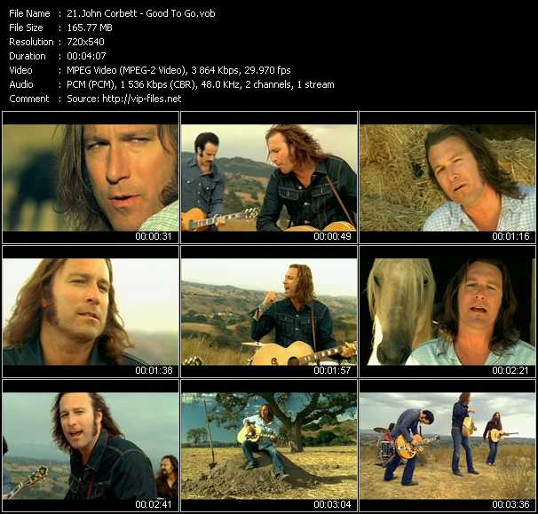 John Corbett video screenshot