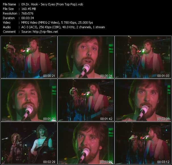 Dr. Hook video screenshot