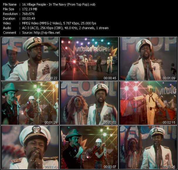 V. P. video screenshot