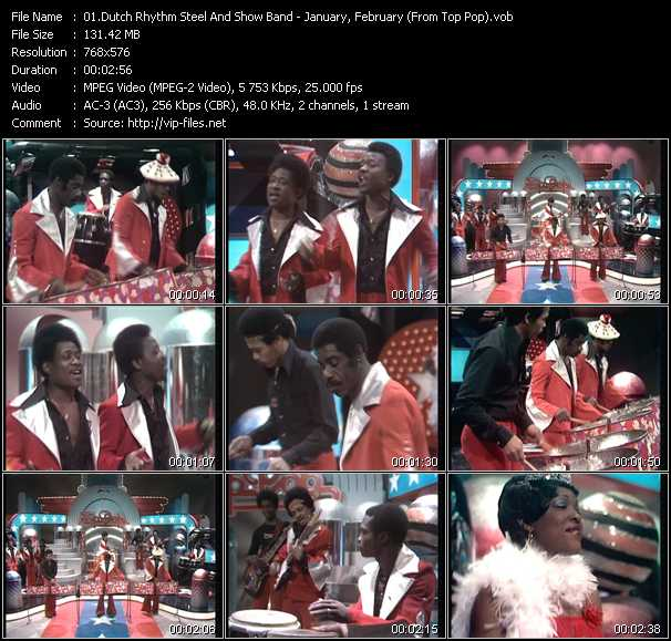 Dutch Rhythm Steel And Show Band video screenshot