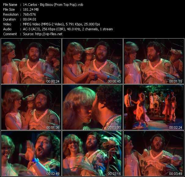 Carlos video screenshot