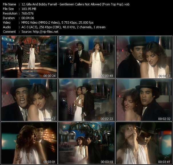 Gilla And Bobby Farrell video screenshot