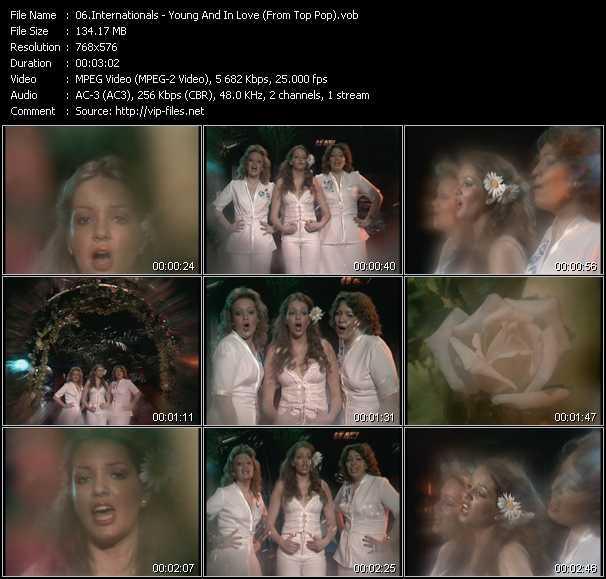 Internationals video screenshot