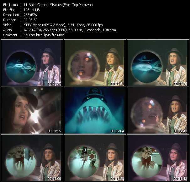 Anita Garbo video screenshot
