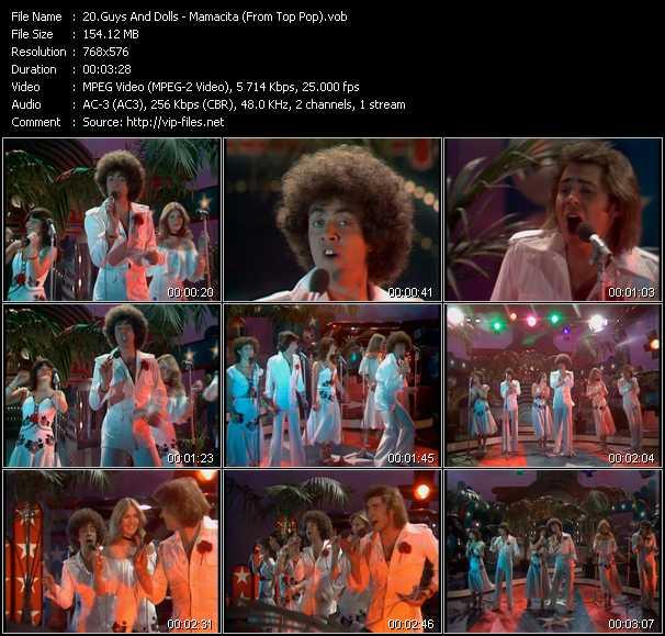 Guys And Dolls video screenshot