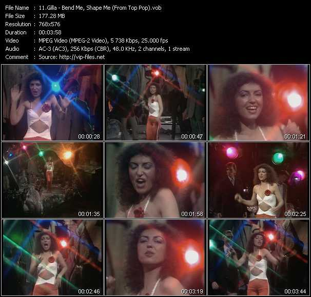 Gilla video screenshot