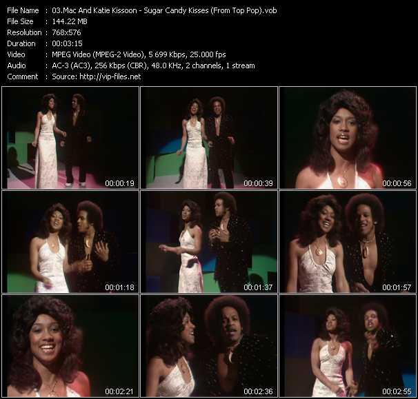 Mac And Katie Kissoon video screenshot