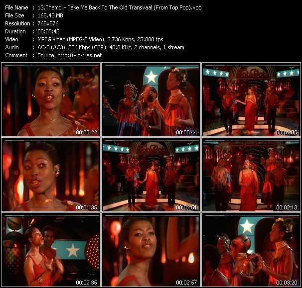Thembi video screenshot