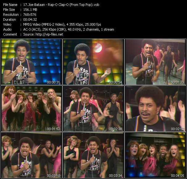 Joe Bataan video screenshot