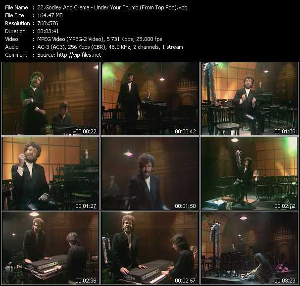 Godley And Creme video screenshot