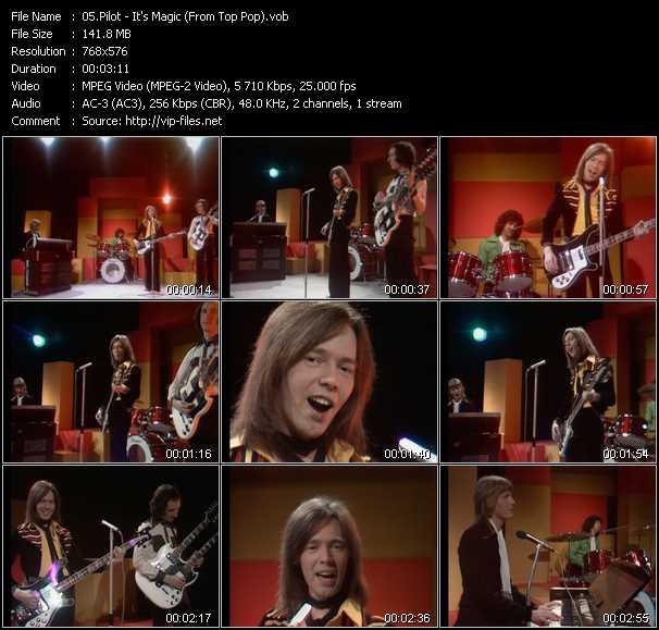 Pilot video screenshot