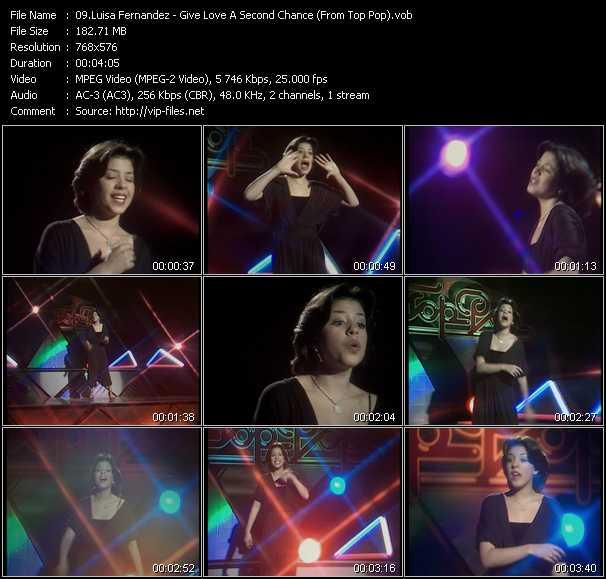 Luisa Fernandez video screenshot