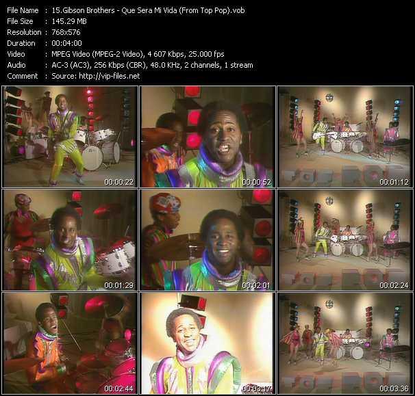 Gibson Brothers video screenshot