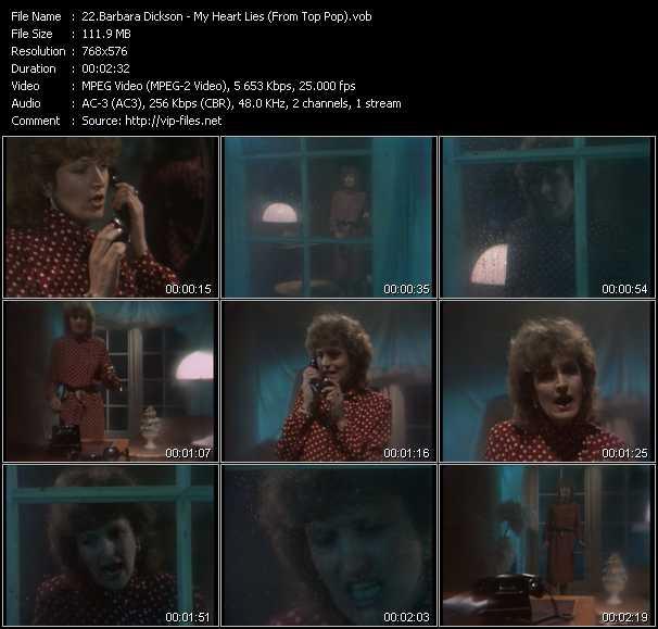 video My Heart Lies (From Top Pop) screen