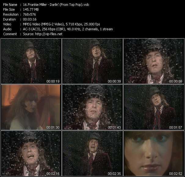 Frankie Miller video screenshot