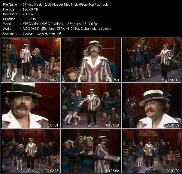 Nico Haak video screenshot