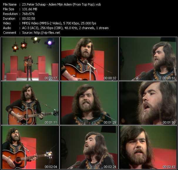 Peter Schaap video screenshot