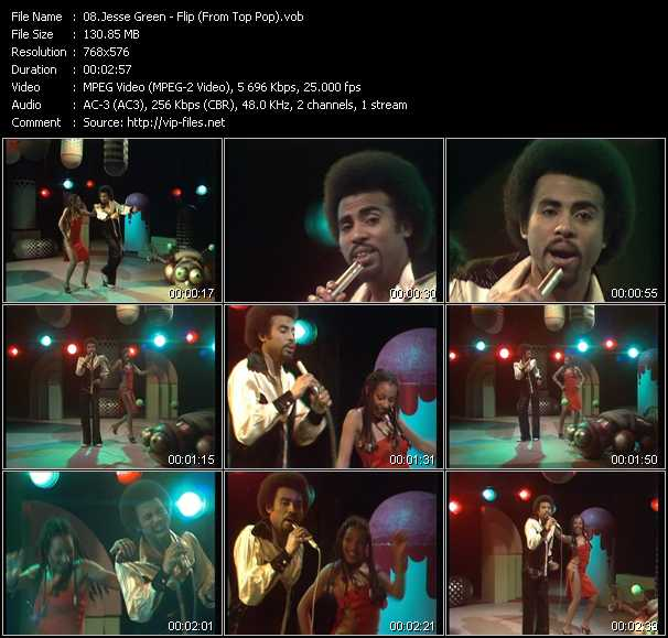Jesse Green video screenshot