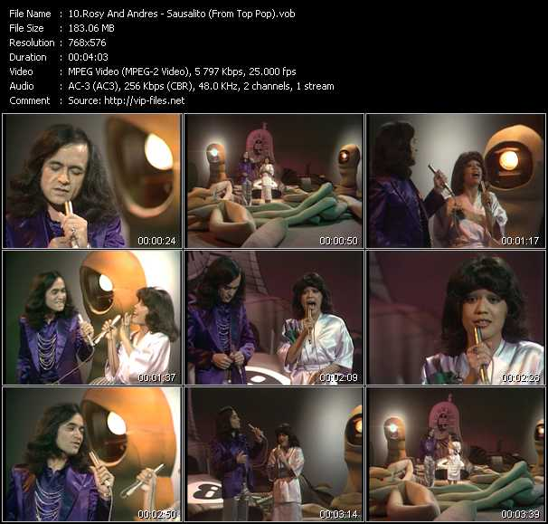 Rosy And Andres video screenshot