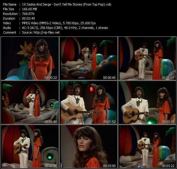 Saskia And Serge video screenshot