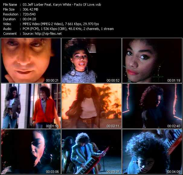Jeff Lorber Feat. Karyn White video screenshot