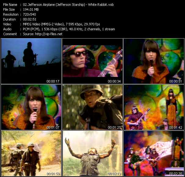Jefferson Airplane (Jefferson Starship) video screenshot