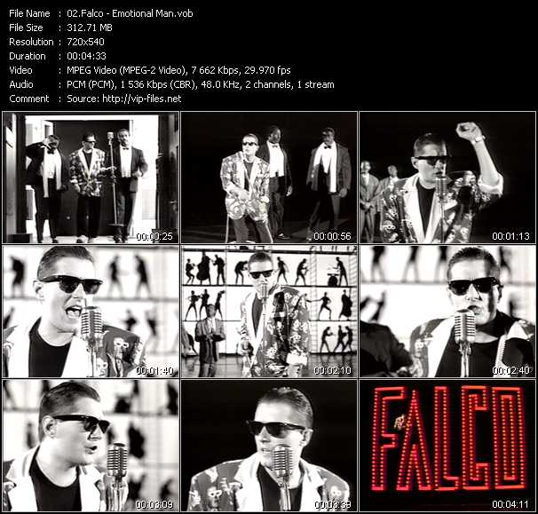 Falco video screenshot