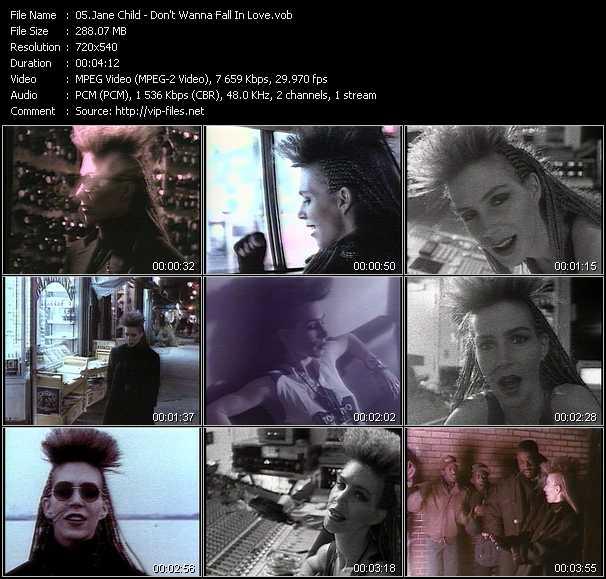 Jane Child video screenshot