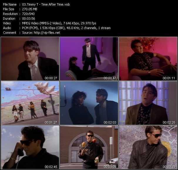 Timmy T video screenshot