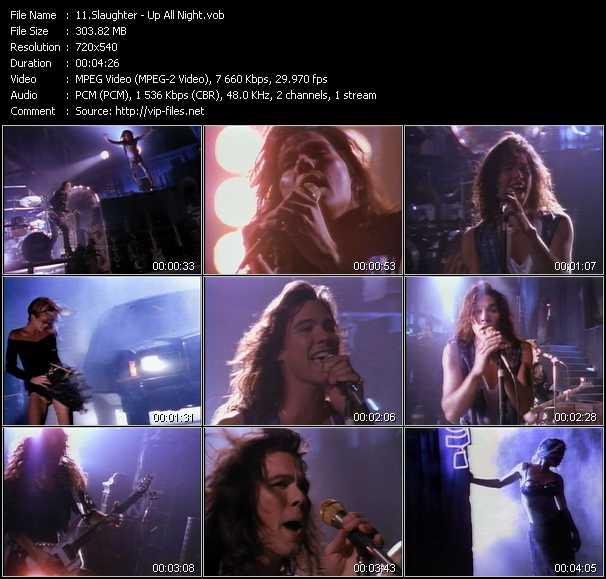 Slaughter video screenshot