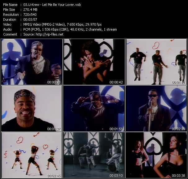 U-Krew video screenshot