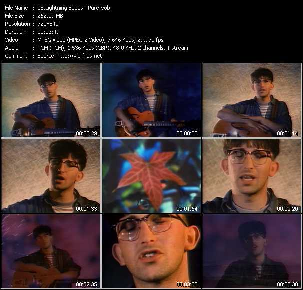 Lightning Seeds video screenshot