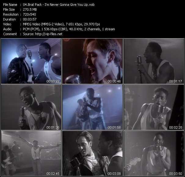 Brat Pack video screenshot