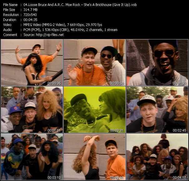 Loose Bruce And A.R.C. Moe Rock video screenshot