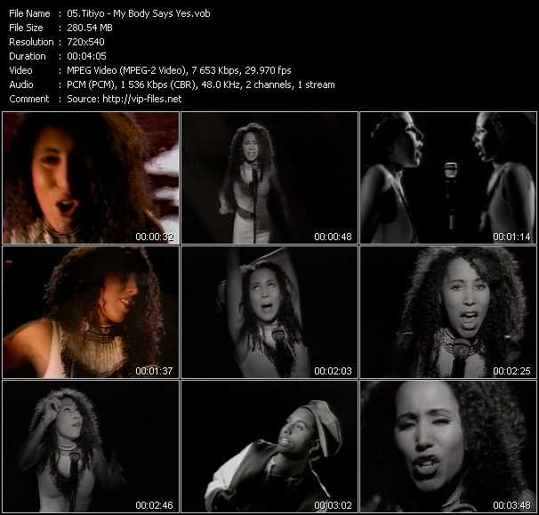 Titiyo video screenshot