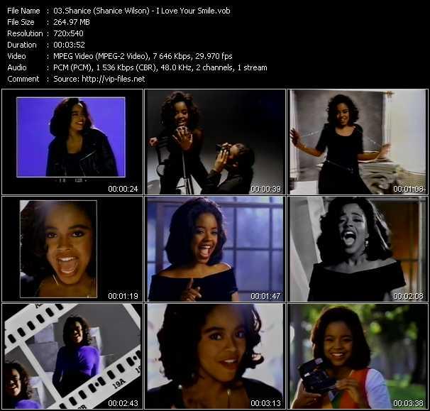 Shanice (Shanice Wilson) video screenshot