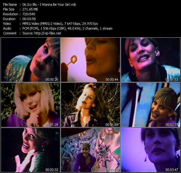 Icy Blu video screenshot