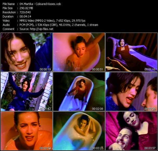 Martika video screenshot