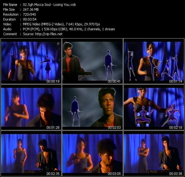 Sgh Mocca Soul video screenshot