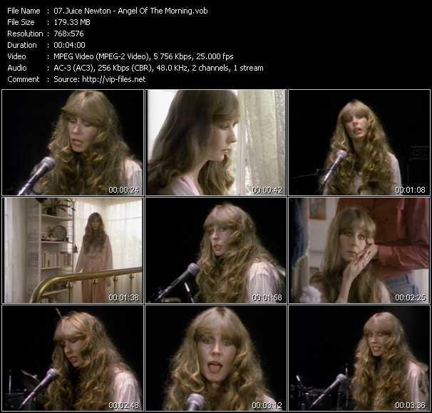 Juice Newton video screenshot