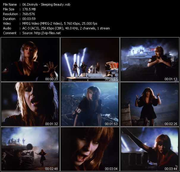 Divinyls video screenshot