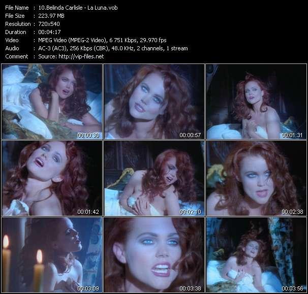 video La Luna screen