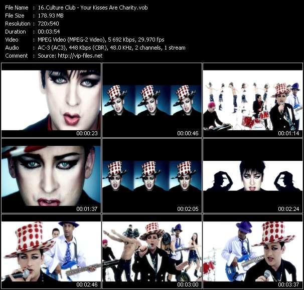 Culture Club video screenshot