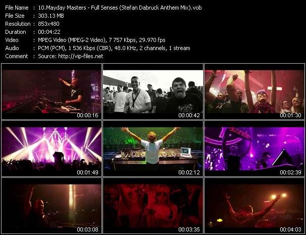 Mayday Masters video screenshot