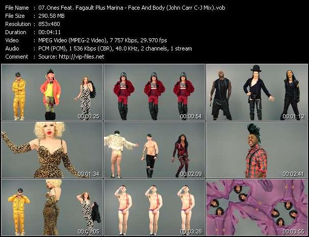Ones Feat. Fagault Plus Marina video screenshot