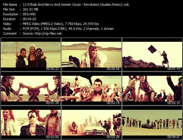 R3hab And Nervo And Ummet Ozcan video screenshot