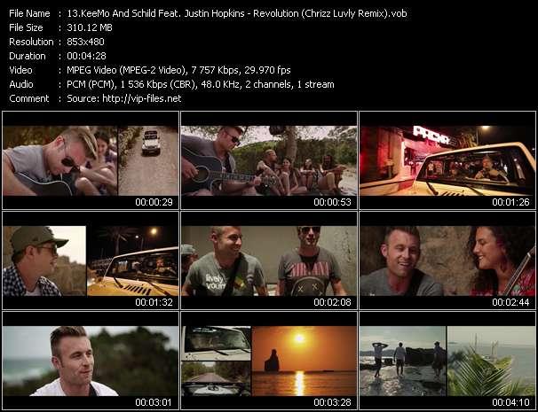 KeeMo And Schild Feat. Justin Hopkins video screenshot