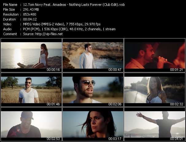 Tom Novy Feat. Amadeas video screenshot