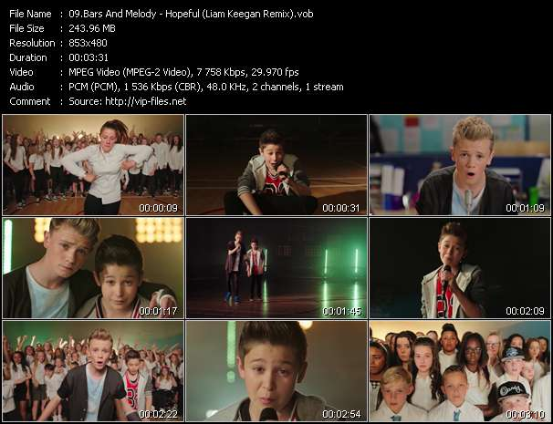 Bars And Melody video screenshot